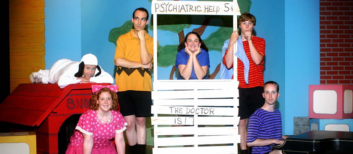 Ever felt like you were Charlie Brown- Experience the B2B Theatre Performance